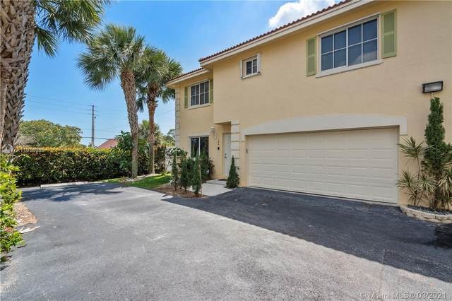 188 SE 2nd St #188, Deerfield Beach, FL 33441 (MLS #A11018085) :: The Rose Harris Group