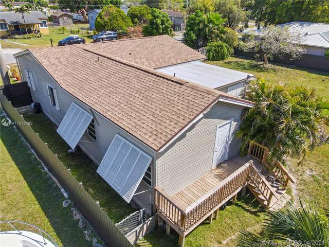 136 NW 17th St, Homestead, FL 33030 (MLS #A11018089) :: Equity Realty