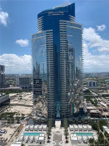 851 NE 1st Ave #1002, Miami, FL 33132 (MLS #A11018133) :: Prestige Realty Group