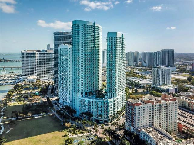 1900 N Bayshore Dr #4103, Miami, FL 33132 (MLS #A11018169) :: Equity Advisor Team