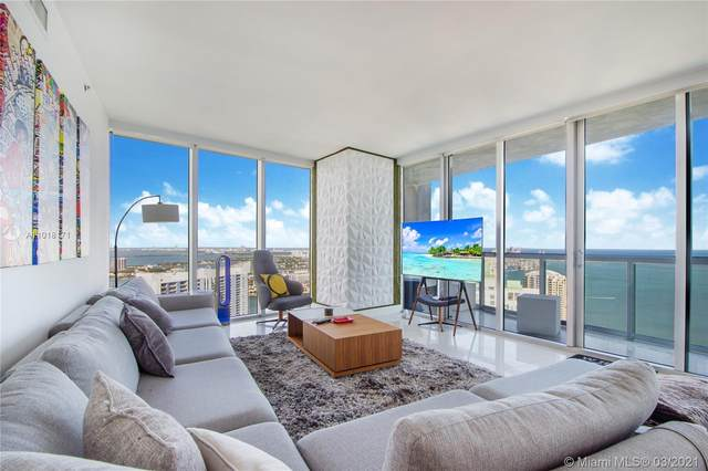 465 Brickell Ave #5101, Miami, FL 33131 (MLS #A11018171) :: ONE   Sotheby's International Realty