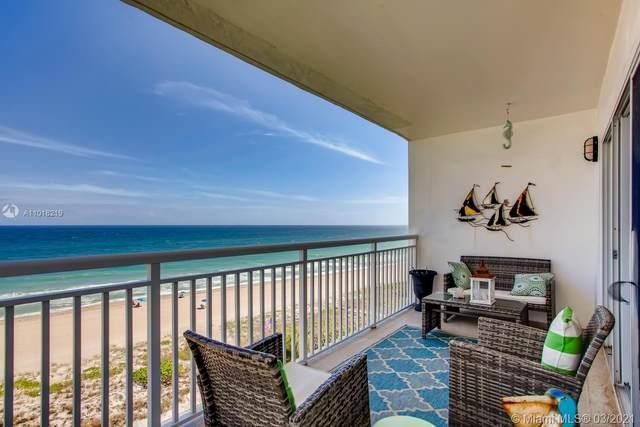 1770 S Ocean Blvd #701, Pompano Beach, FL 33062 (MLS #A11018219) :: ONE | Sotheby's International Realty