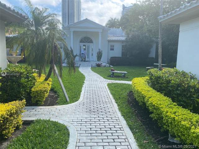 6341 Allison Rd, Miami Beach, FL 33141 (MLS #A11018240) :: Prestige Realty Group