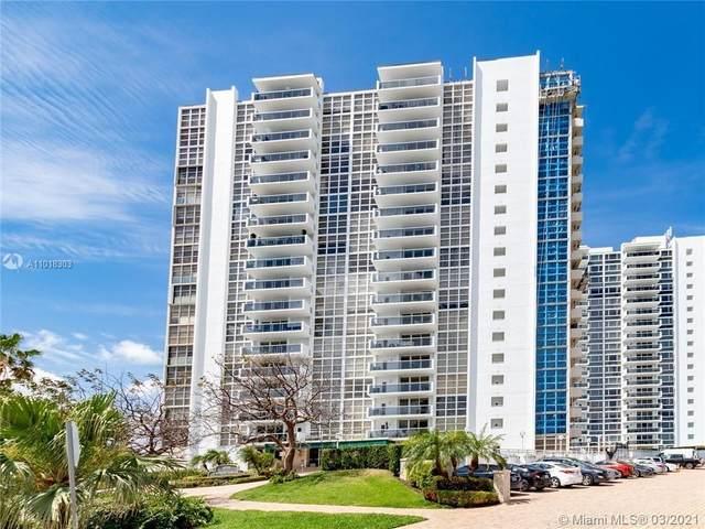2701 N Ocean Blvd 17B, Fort Lauderdale, FL 33308 (MLS #A11018303) :: ONE   Sotheby's International Realty