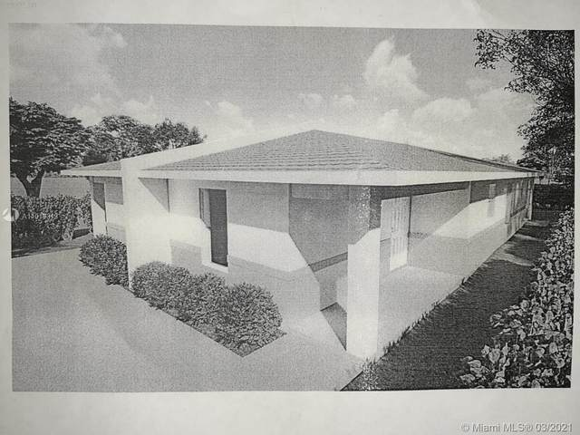 1961 NW 55th St, Miami, FL 33142 (MLS #A11018313) :: The Riley Smith Group