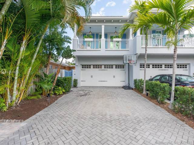 648 NE 17th Way #648, Fort Lauderdale, FL 33304 (MLS #A11018316) :: The Rose Harris Group