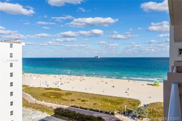 345 Ocean Dr #1020, Miami Beach, FL 33139 (MLS #A11018320) :: Castelli Real Estate Services
