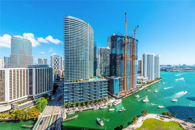 485 Brickell Ave #2704, Miami, FL 33131 (MLS #A11018334) :: The Rose Harris Group