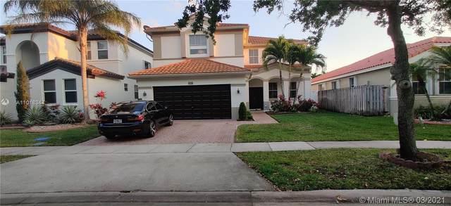 16552 SW 39th St, Miramar, FL 33027 (MLS #A11018344) :: Berkshire Hathaway HomeServices EWM Realty