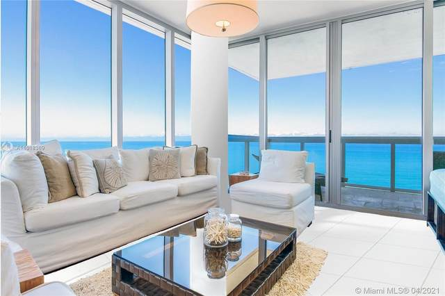6899 Collins Ave #1405, Miami Beach, FL 33141 (MLS #A11018369) :: The Rose Harris Group