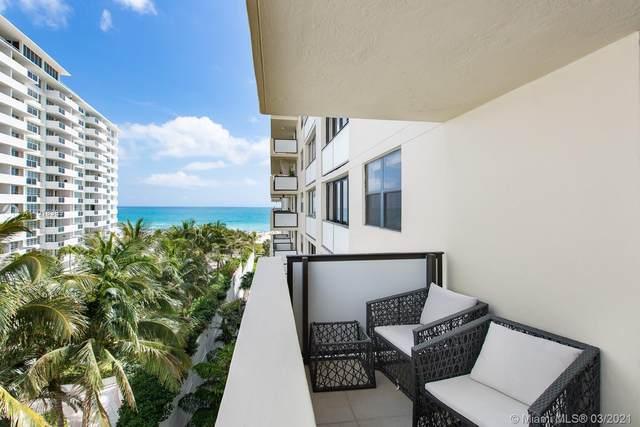 1621 Collins Ave #807, Miami Beach, FL 33139 (MLS #A11018383) :: Equity Advisor Team