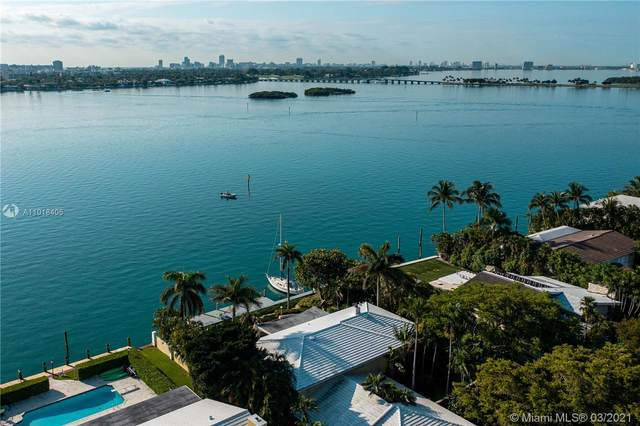 13295 Biscayne Bay Dr, North Miami, FL 33181 (MLS #A11018405) :: The Riley Smith Group