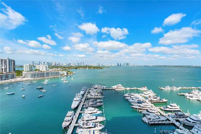 1800 Sunset Harbour Dr 1802/4, Miami Beach, FL 33139 (MLS #A11018498) :: The Howland Group