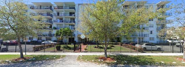 12500 NE 15th Ave #402, North Miami, FL 33161 (MLS #A11018571) :: The Teri Arbogast Team at Keller Williams Partners SW