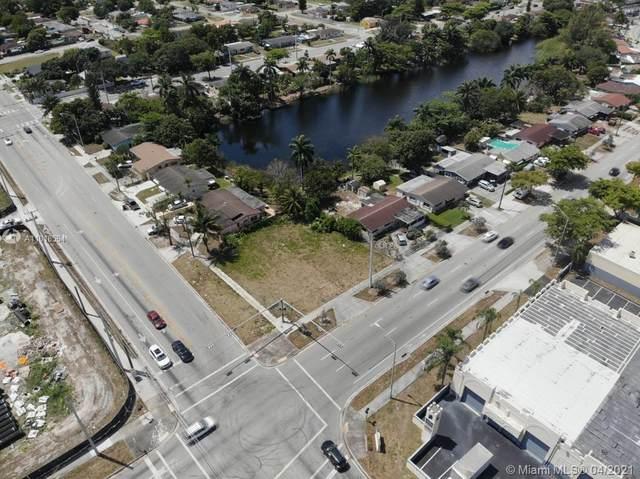 1700 Opa Locka Blvd, Opa-Locka, FL 33054 (MLS #A11018594) :: Carlos + Ellen
