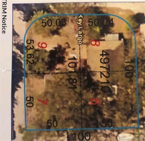 123 Ocean Bay Dr, Key Largo, FL 33037 (MLS #A11018653) :: The Riley Smith Group