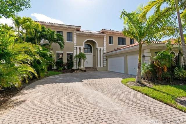 7512 SW 187th St, Cutler Bay, FL 33157 (MLS #A11018657) :: The Howland Group