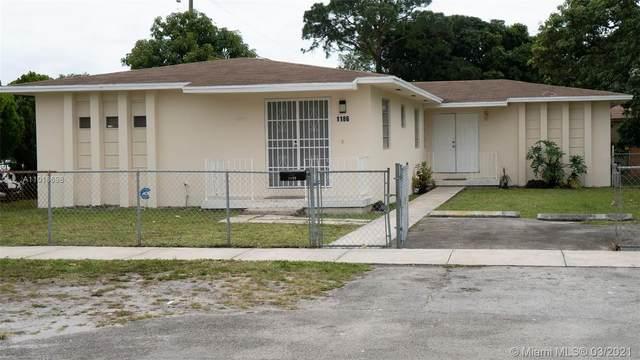 1184 NE 151st St, North Miami Beach, FL 33162 (#A11018698) :: Posh Properties