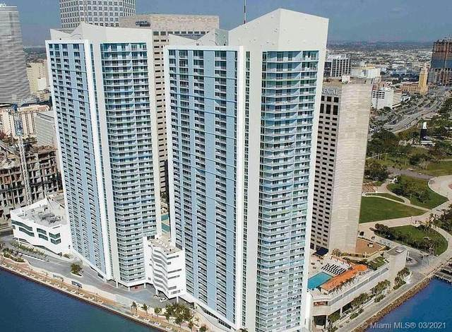 335 S Biscayne Blvd #1009, Miami, FL 33131 (MLS #A11018761) :: Green Realty Properties