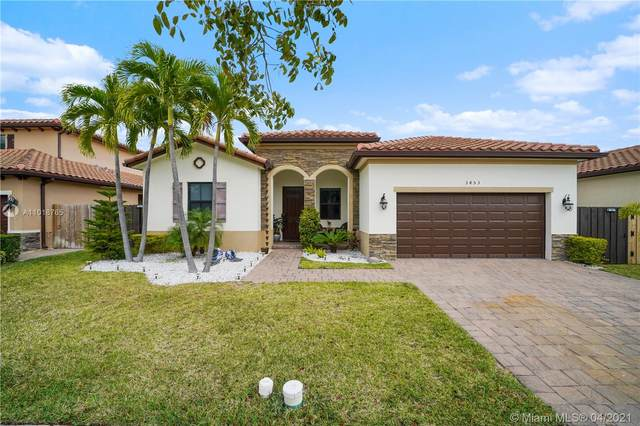 3453 SE 3rd St, Homestead, FL 33033 (MLS #A11018765) :: The Jack Coden Group