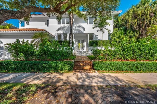 422 Woodcrest Road, Key Biscayne, FL 33149 (MLS #A11018771) :: The Paiz Group