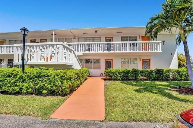 431 Markham T #431, Deerfield Beach, FL 33442 (MLS #A11018838) :: ONE | Sotheby's International Realty