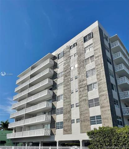 4141 Nautilus Dr 4J, Miami Beach, FL 33140 (MLS #A11018865) :: ONE | Sotheby's International Realty