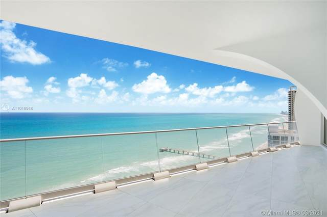 16901 Collins Ave #2903, Sunny Isles Beach, FL 33160 (MLS #A11018958) :: Equity Advisor Team