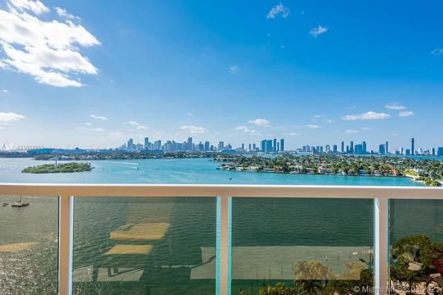 9 Island Ave #1604, Miami Beach, FL 33139 (MLS #A11018960) :: The Riley Smith Group