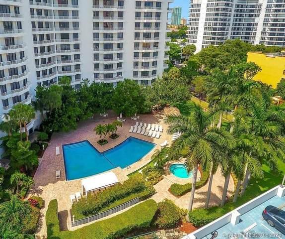 3300 NE 192nd St #1508, Aventura, FL 33180 (MLS #A11018968) :: Green Realty Properties