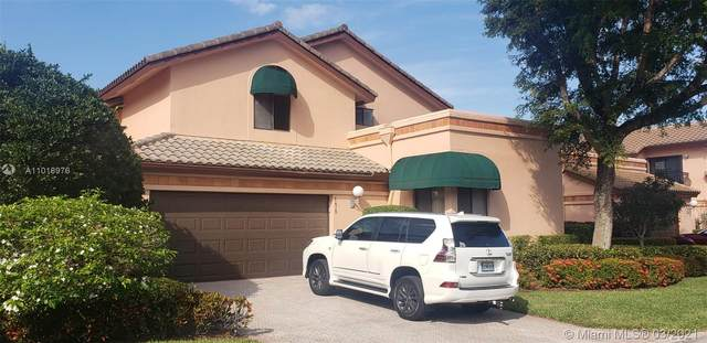 6478 Via Rosa, Boca Raton, FL 33433 (MLS #A11018976) :: The Jack Coden Group