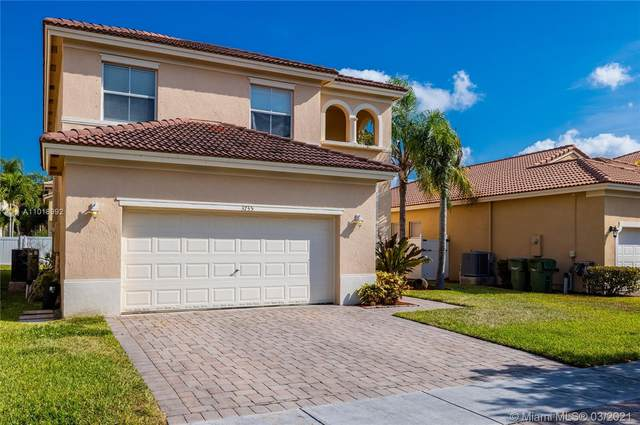 3735 NE 15th St, Homestead, FL 33033 (MLS #A11018992) :: The Paiz Group