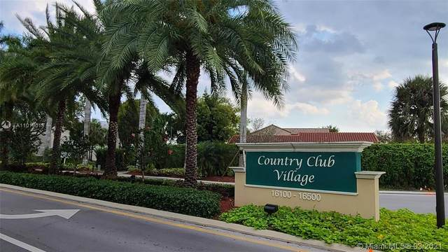 16475 Golf Club Rd #306, Weston, FL 33326 (#A11019015) :: Posh Properties