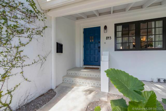 843 NE 72nd St, Miami, FL 33138 (MLS #A11019016) :: The Jack Coden Group