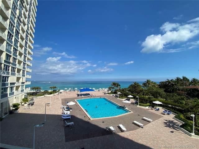 3180 S Ocean Dr #314, Hallandale Beach, FL 33009 (MLS #A11019028) :: Green Realty Properties