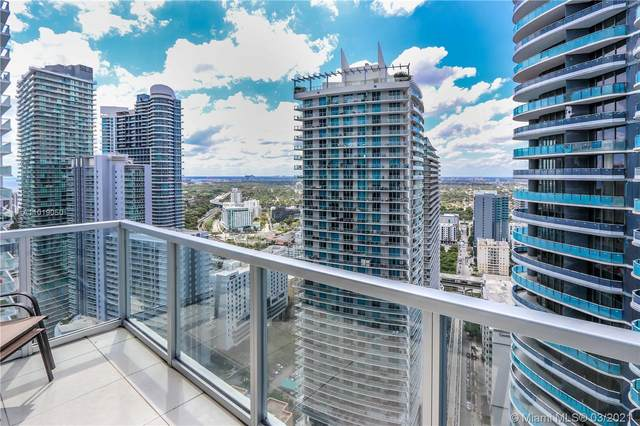 1050 Brickell Ave #3416, Miami, FL 33131 (MLS #A11019050) :: The Teri Arbogast Team at Keller Williams Partners SW