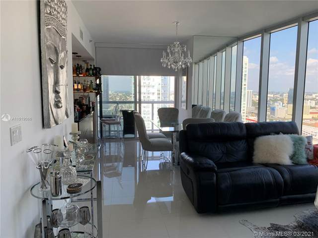 485 Brickell Ave #3204, Miami, FL 33131 (MLS #A11019066) :: The Rose Harris Group