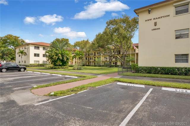 13500 SW 1st St 205U, Pembroke Pines, FL 33027 (MLS #A11019077) :: Team Citron