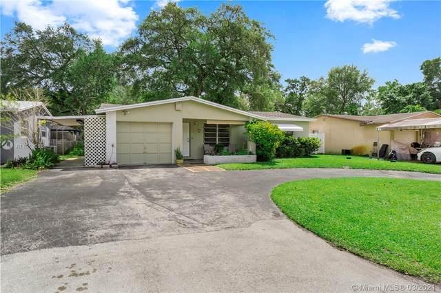 5040 SW 29th Ave, Dania Beach, FL 33312 (MLS #A11019098) :: Podium Realty Group Inc
