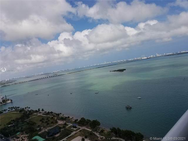 1717 N Bayshore Dr A-3550, Miami, FL 33132 (MLS #A11019140) :: The Howland Group
