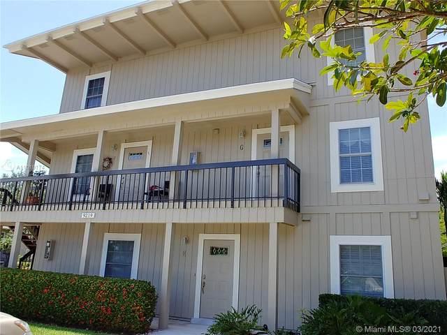 9219 SE Riverfront Terr. G, Tequesta, FL 33469 (MLS #A11019174) :: Dalton Wade Real Estate Group