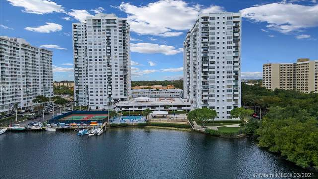 2780 NE 183rd St #816, Aventura, FL 33160 (MLS #A11019188) :: The Howland Group