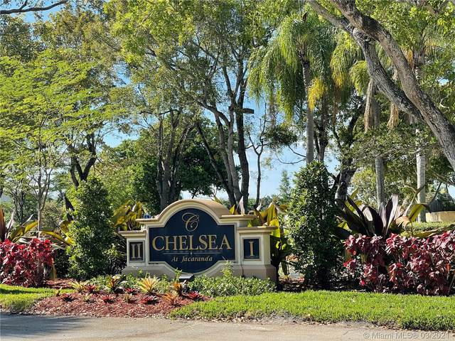 9262 N Chelsea Dr N #0, Plantation, FL 33324 (MLS #A11019231) :: The Howland Group