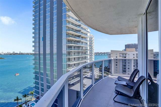 601 NE 23rd St #1703, Miami, FL 33137 (MLS #A11019257) :: The Jack Coden Group