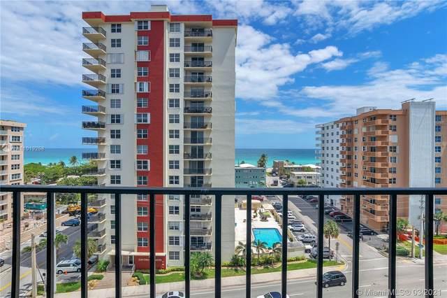 1400 S Ocean Dr #802, Hollywood, FL 33019 (MLS #A11019258) :: Search Broward Real Estate Team