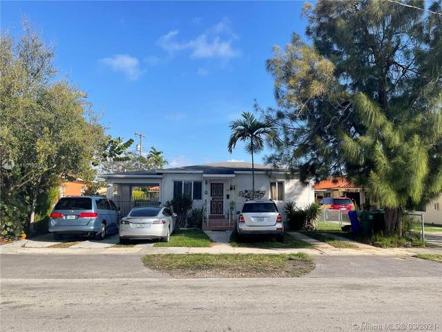 3551 SW 25th St, Miami, FL 33133 (MLS #A11019275) :: The Riley Smith Group