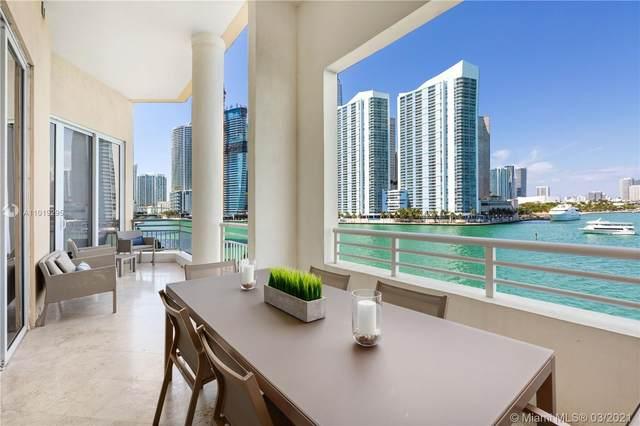 848 Brickell Key Dr #506, Miami, FL 33131 (MLS #A11019295) :: ONE | Sotheby's International Realty