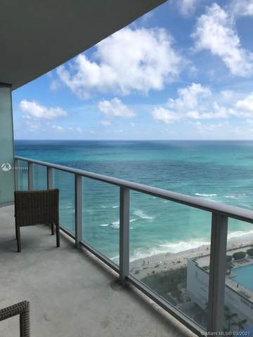 4111 S Ocean Dr #2107, Hollywood, FL 33019 (MLS #A11019344) :: Compass FL LLC
