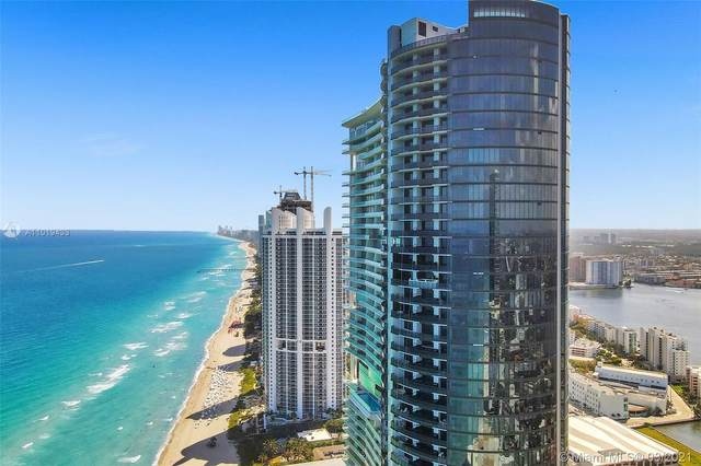 18555 Collins Ave #5405, Sunny Isles Beach, FL 33160 (MLS #A11019433) :: Castelli Real Estate Services