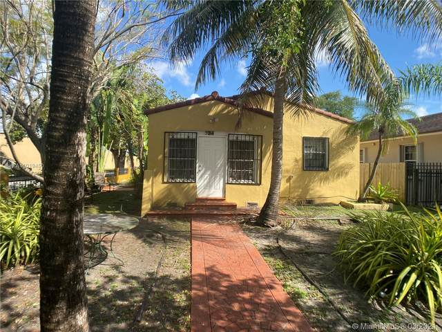 591 NW 49th St, Miami, FL 33127 (MLS #A11019450) :: The Paiz Group